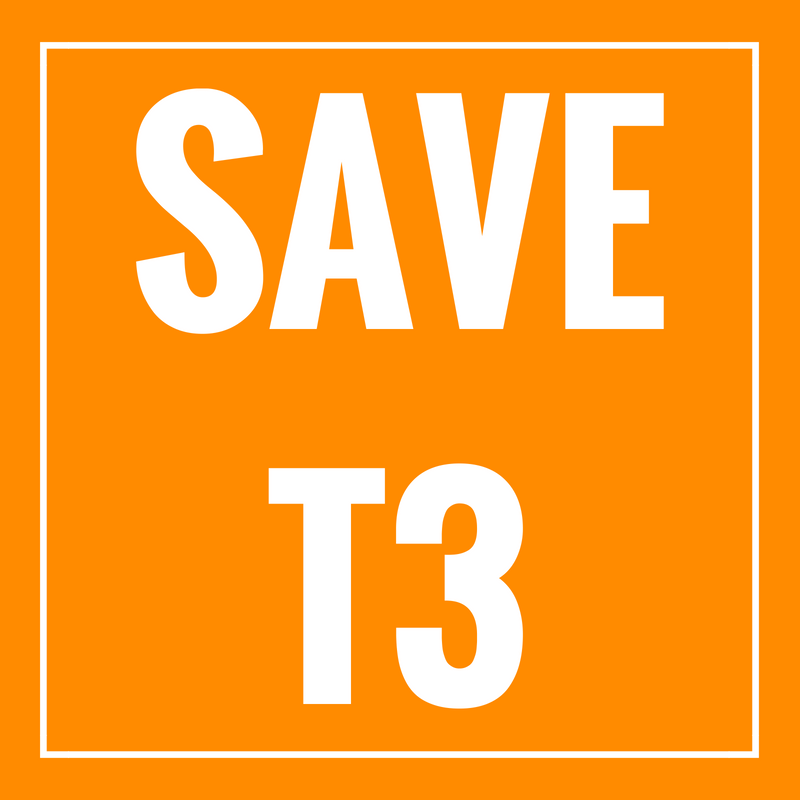Save T3 Bankstown Line